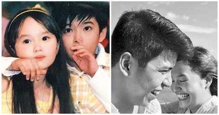 Ang cute! Nash Aguas, buong pagmamalaking ikinuwento ang love story nila ni Mika dela Cruz
