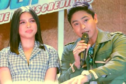 Coco Martin reacts to Maine Mendoza not mentioning him while promoting on GMA-7
