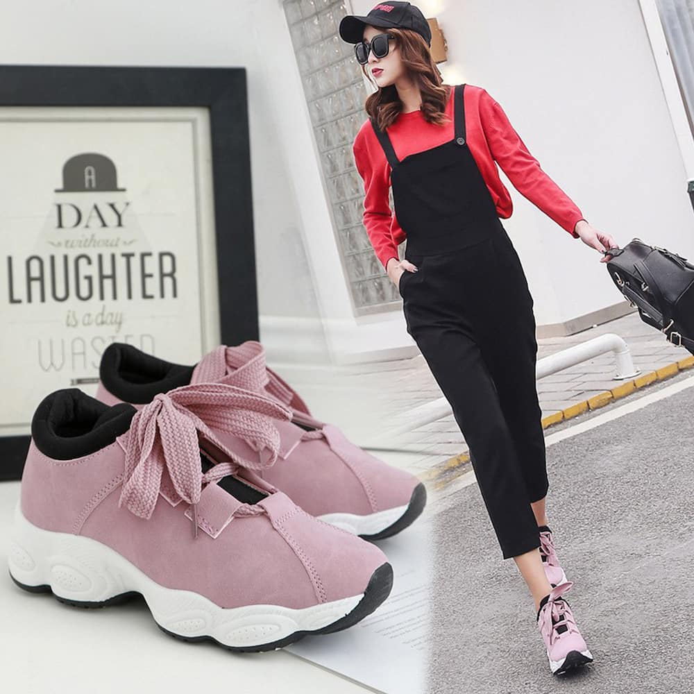 6 Trendy and comfy Korean shoes that are below P300