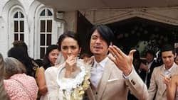 Mikael Daez shares hilarious video of Megan Young's epic blooper during their wedding