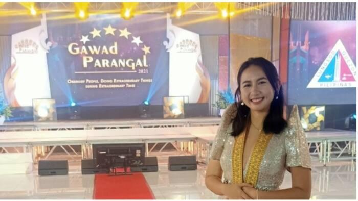 Ana Patricia Non ng Maginhawa Community Pantry, pinarangalan sa Quezon City