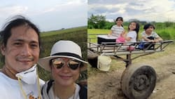 "Robin Padilla on his family's latest trip to Nueva Ecija: ""Si Isabella ayaw na umuwi"""