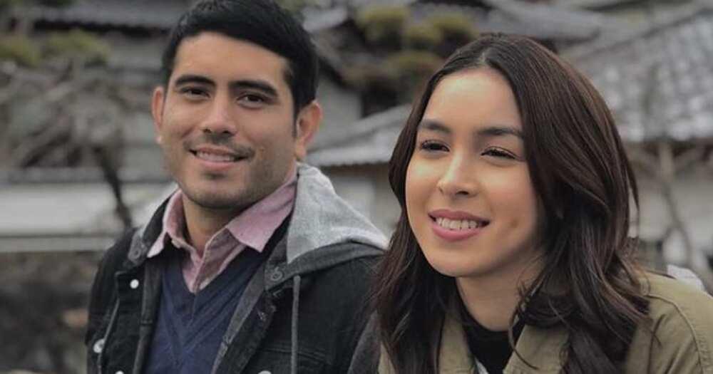 Gerald Anderson & Julia Barretto namahagi ng tulong sa komunidad sa Subic