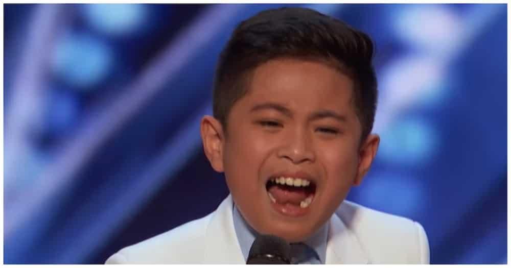 10-anyos na Pinoy, pinabilib ang judges sa kanyang audition sa America's Got Talent 2021