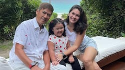 Pauleen Luna shows glimpses from their family beach trip
