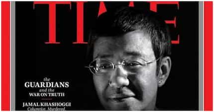 """""""The Guardians"""", Pinay journalist 1 sa kinilala sa TIME's person of the year"""