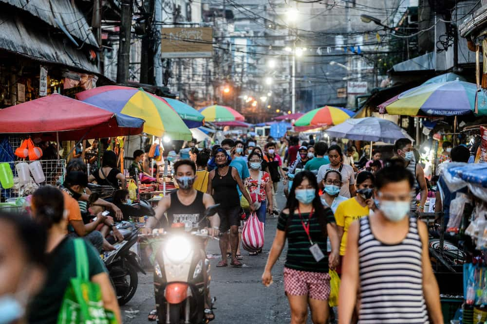 COVID-19 curve in PH may flatten by the end of August, UP expert claims