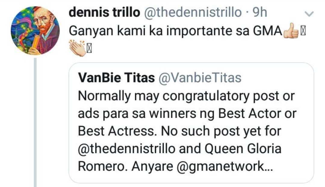 Matapos ang nakaka intrigang tweet ni Dennis Trillo laban sa GMA, account ng aktor na-hacked lang umano