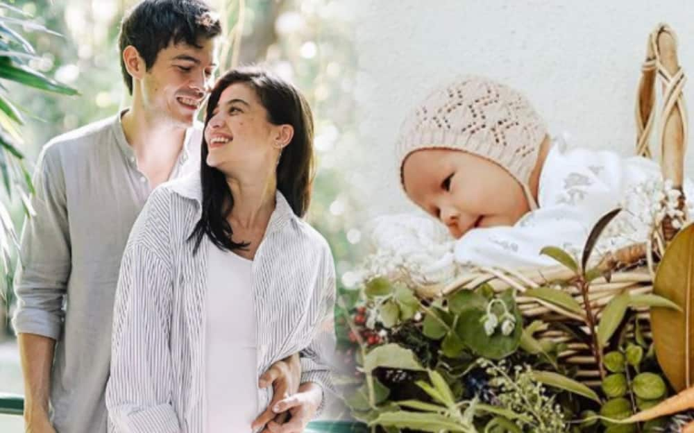 Anne Curtis posts new adorable photo with Dahlia; Nico Bolzico has funny reaction
