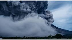 Mount Sinabung sa Indonesia, sumabog