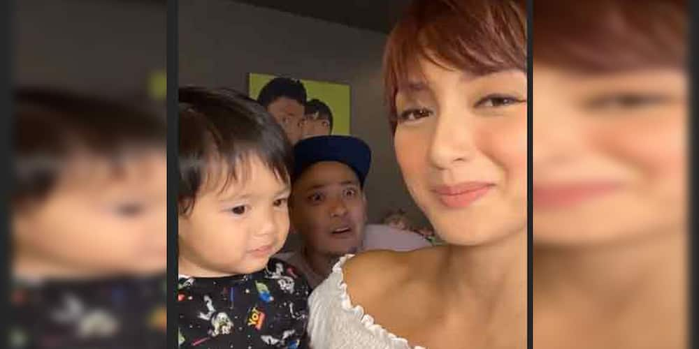 """Iya Villania flaunts pixie cut, makes Drew think, """"she wants another baby"""""""
