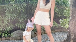 Anne Curtis and daughter Dahlia delight netizens with their adorable photos