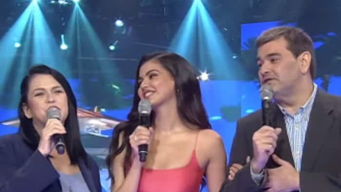 Janine Gutierrez gets surprised by her parents as she celebrates her birthday on 'ASAP'