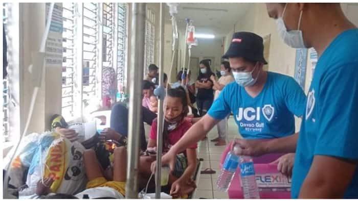 Diarrhea outbreak sa Davao Occidental, kinumpirma ng DOH
