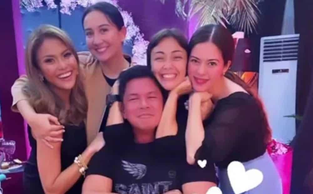 Shaina Magdayao, pic niya na kasama si Jodi Sta. Maria at Raymart Santiago, pinagpipiyestahan ng netizens