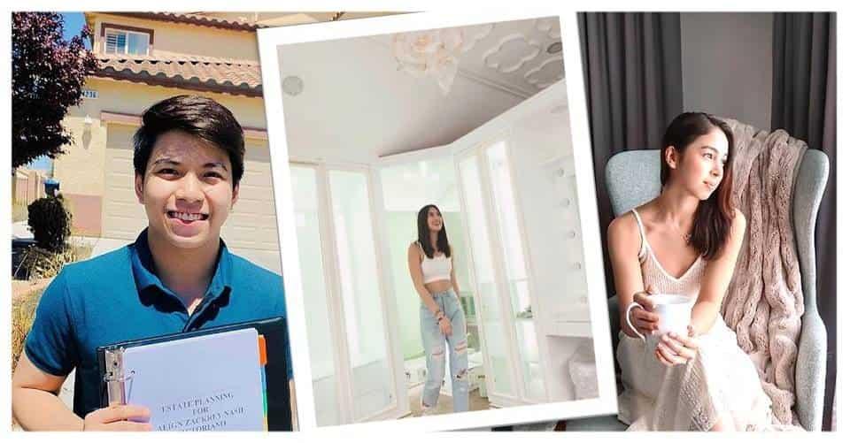 5 Pinoy celebrities na under 25 na nagmamay-ari na ng sariling bahay