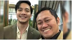 Betong, nagulat at naiyak nang pakyawin ni Alden Richards ang kanyang paninda online