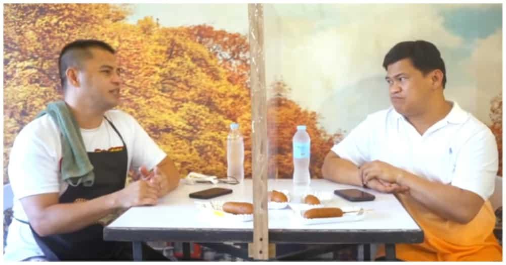 Bearwin Meily, lalong naiyak sa interview ni Ogie Diaz nang mapag-usapan si Bayani Agbayani