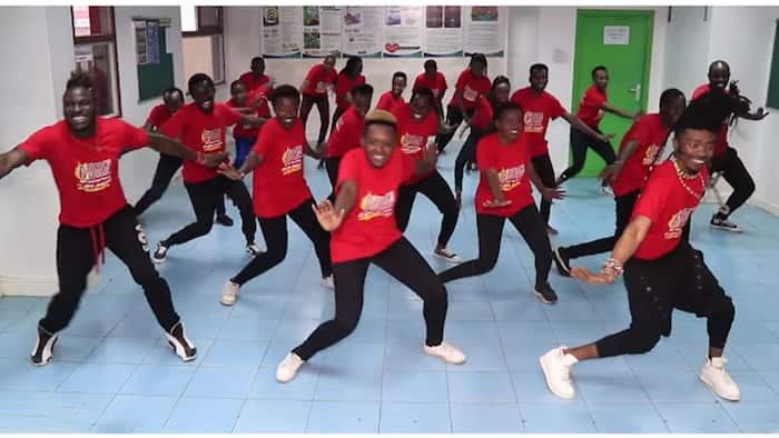 Africans doing the Tala dance challenge goes viral