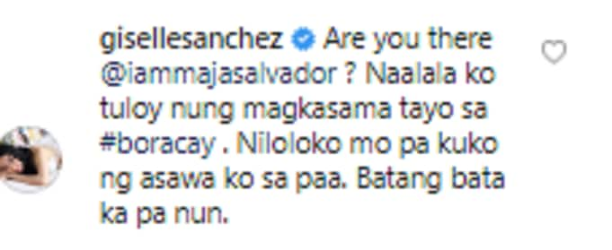Maja Salvador wows netizens and celebrities with her stunning beach photos
