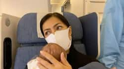 Alice Dixson gives more details about her baby during 'Eat Bulaga' guesting