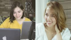 Julia Montes, isang ganap na model student; qualified maging Dean's Lister