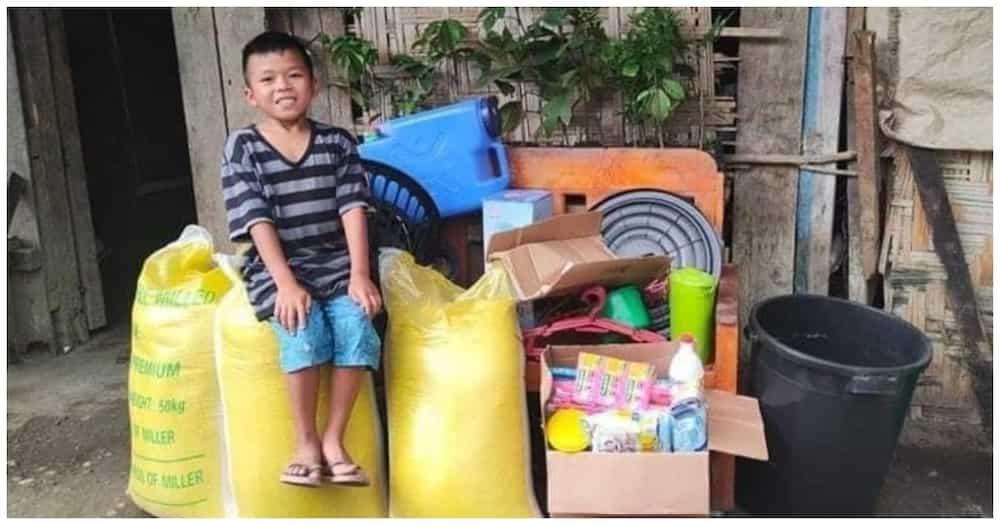 Batang nag-aararo na umantig sa puso ng marami, muling kinumusta ng KMJS