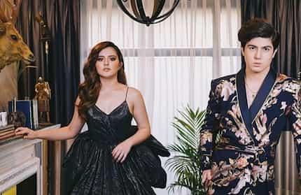 Mavy & Cassy Legaspi's epic pre-18th birthday photos by Nice Print Photo go viral