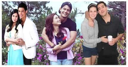 From reel to real! 15 Showbiz love teams na naging real life couples