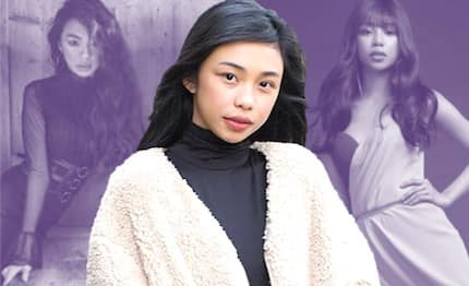 Maymay Entrata is now the first Filipina to walk at the prestigious Arab Fashion Week