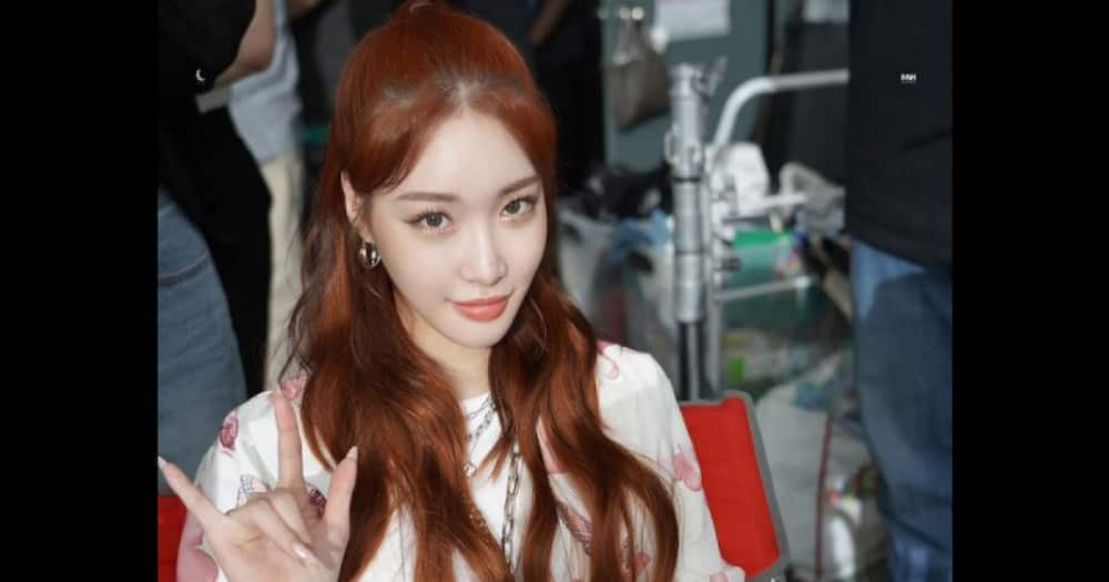 South Korean singer Chungha tests positive for COVID-19