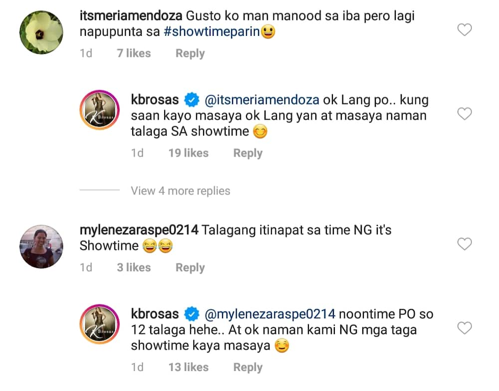 K Brosas thankful for project on TV5; hits back at netizens loyal to 'It's Showtime'