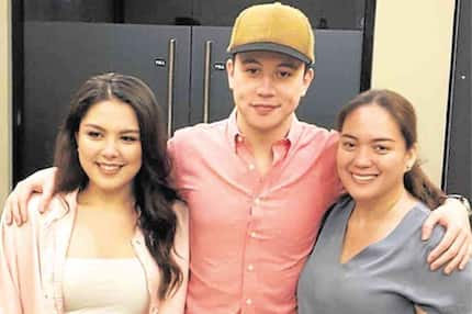 At last! Sylvia Sanchez opens up about son Arjo's rumored relationship with Maine