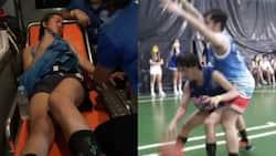 Buknoy Glamur, nagka-medical emergency dahil sa basketball match nila ni Makagwapo