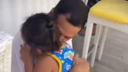 John Lloyd Cruz gets emotional as he receives hug & kiss from his son Elias