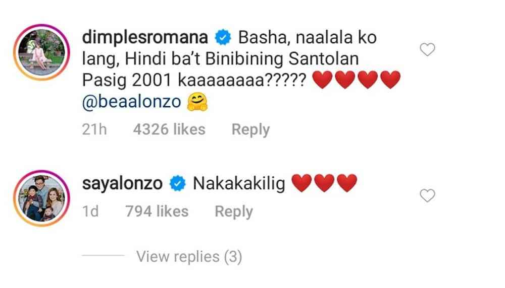 Celebrities react to Bea Alonzo and Mayor Vico Sotto's much-talked-about photo