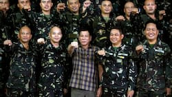 Duterte appoints Philippine military to be in charge of Customs