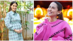 Marian Rivera, proudly shares picture of her baby bump