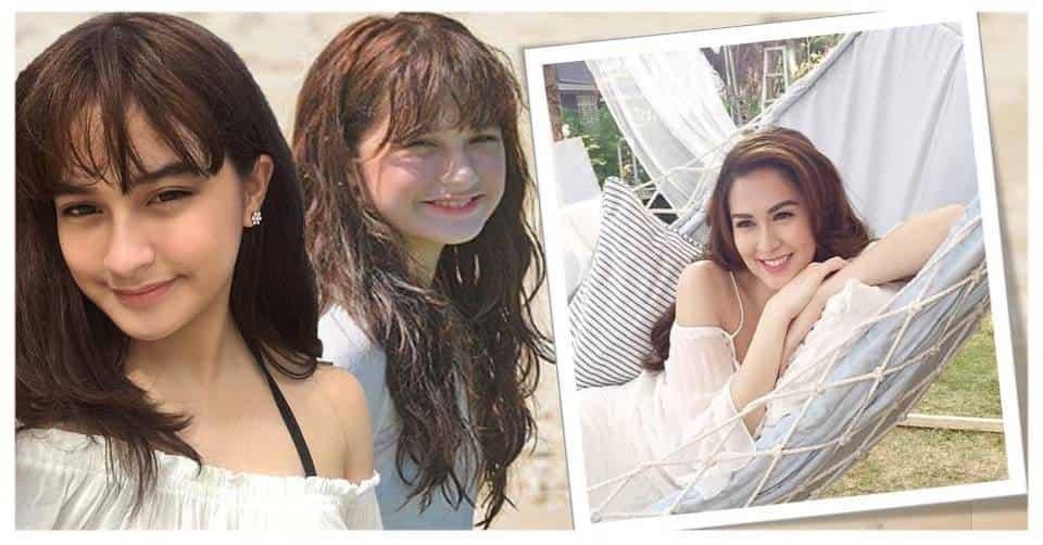 Pretty Kapuso Teen Actress, hangang-hanga kay Marian Rivera