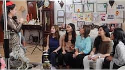 Michelle Dy, ibinahagi ang ilang behind the scenes ng '4 sisters and a welding'