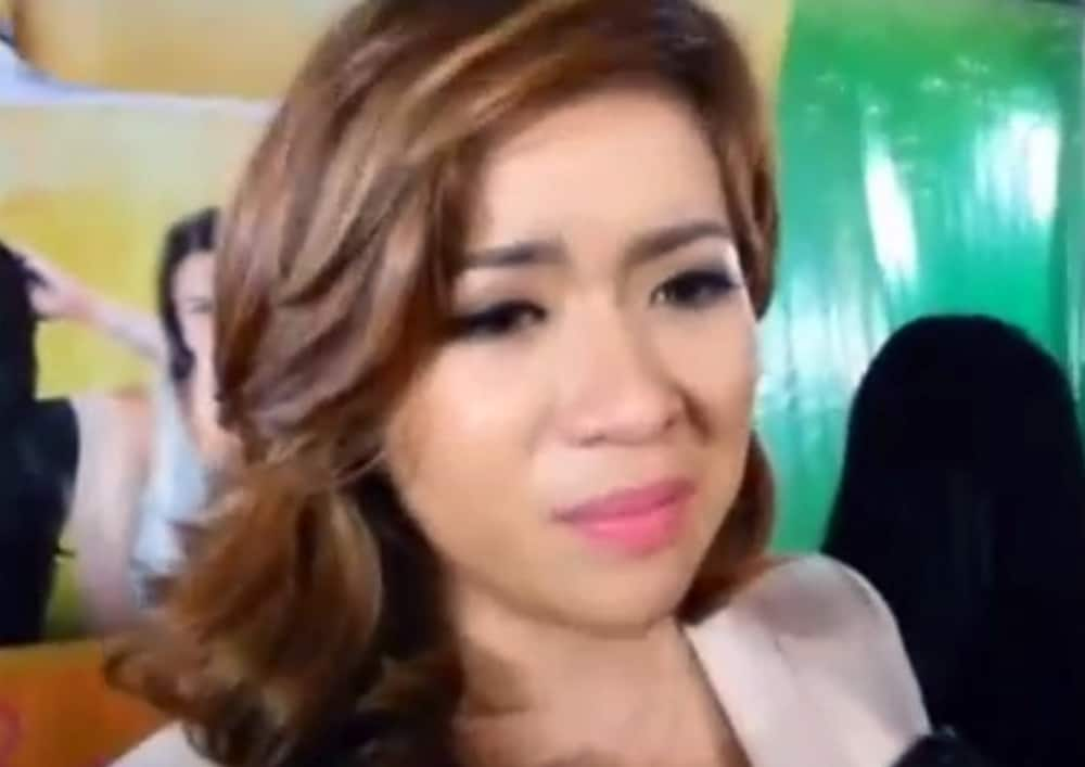 Angeline Quinto sings on Showtime while her head was underwater; video goes viral