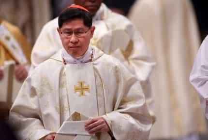 Cardinal Tagle, may mensahe sa mga bully at inaabuso ang kapangyarihan