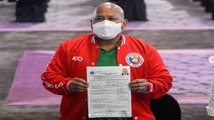 "Sen. Bato, binweltahan si Raffy Tulfo: ""Who is he to say drug war a failure?"""