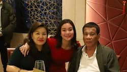 Presidential daughter Kitty Duterte, isinugod sa ospital dahil sa dengue
