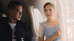 """Andrea Torres reacts to news of planned sitcom for her and John Lloyd Cruz: """"I'm a fan"""""""