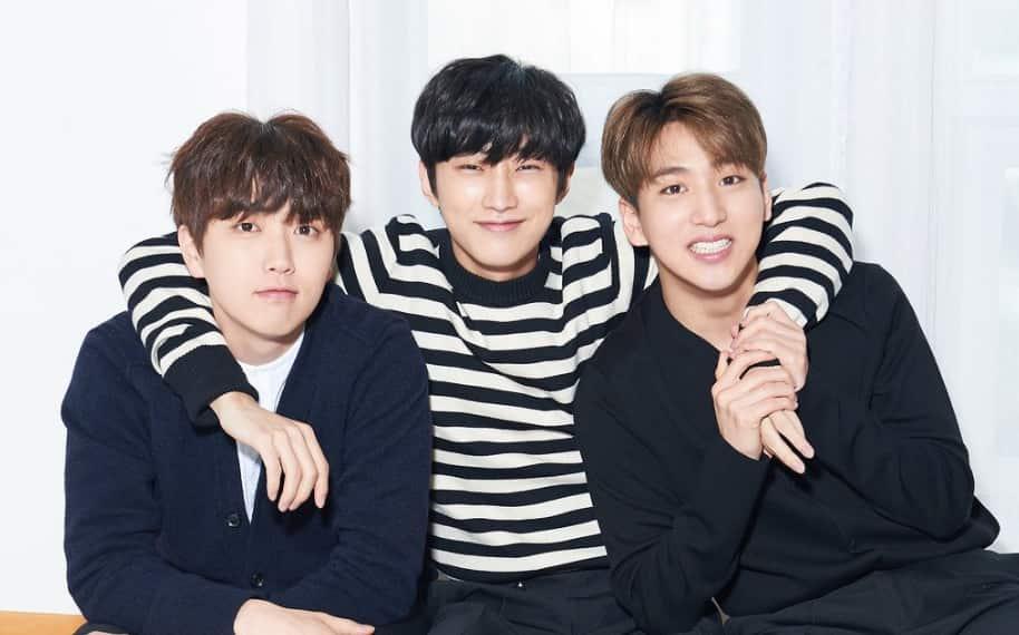 B1A4 members: profile, songs, names, birthdays, fun facts ▷ KAMI ...