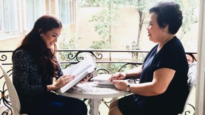 Heart Evangelista pays tribute to the late Miriam Defensor-Santiago on her birthday