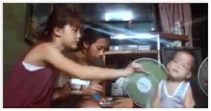 Video ng batang tumayong ina sa mga kapatid, umabot na sa 36 million views