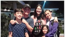 Jodi Sta. Maria, ibinahagi ang family picture kasama sina Pampi Lacson at Iwa Moto