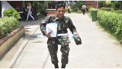 Magiting na reservist sa PH Army, 15 taon nang nagsisilbi sa bansa